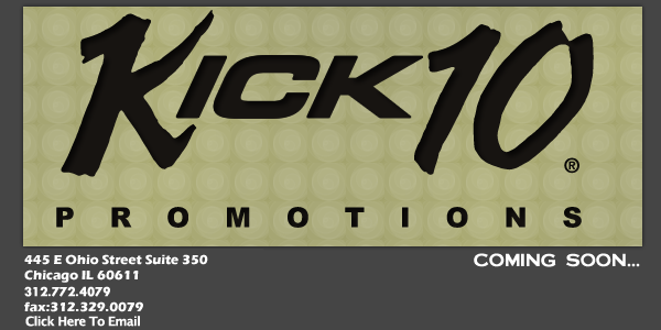 Kick 10 Promotions
